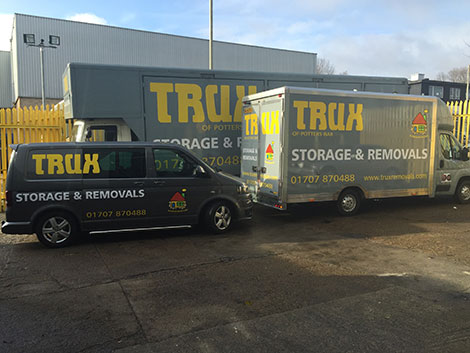 our self-storage specialists at service