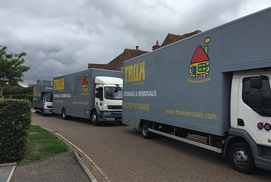 our team of removals st albans area